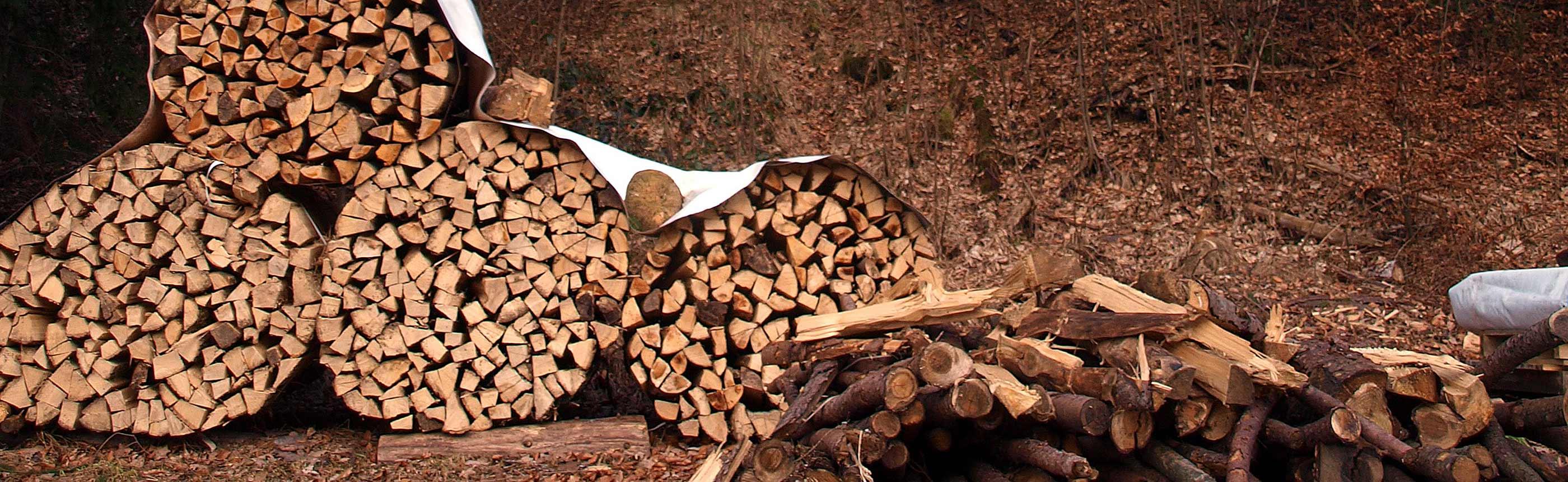 Brennholzverkauf im Allgäu